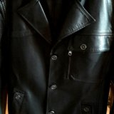 Натуральная кожа, куртка. Фото 1.