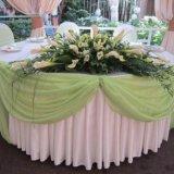 Аренда банкетного текстиля на свадьбу. Фото 2.