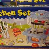 Игрушечная детская кухня свет и звук. Фото 1. Москва.