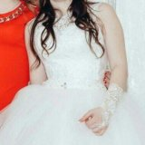 Свадебное платье(торг). Фото 2.