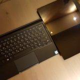 Ноутбук-планшет dell latitude 7275 win 10. Фото 1.