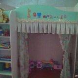 Детская кровать. Фото 2. Москва.