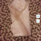 Детский тёплый конверт на выписку pollo. Фото 2. Москва.