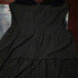 Платье в горошек. Фото 2.