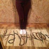Gap вельветовые брюки. Фото 1.