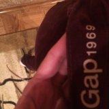 Gap вельветовые брюки. Фото 2.