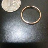 Кольцо обручальное. Фото 2. Ярцево.
