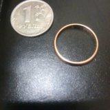 Кольцо обручальное. Фото 3. Ярцево.