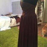 Вечернее длинное платье. 46р. Фото 1. Москва.