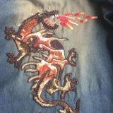 Котоновая рубашка ashes. Фото 3.
