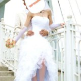Свадебное платье ). Фото 1. Краснодар.