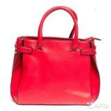 Красная сумка. новая. Фото 1. Москва.