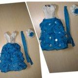 Платье с паетками. Фото 3.