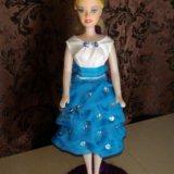 Платье с паетками. Фото 2.