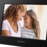 Цифровая фото рамка sony. Фото 1.