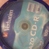 Диски cd-r. Фото 2.