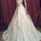 Свадебное платье не бу. Фото 1. Санкт-Петербург.