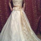 Свадебное платье не бу. Фото 2. Санкт-Петербург.