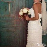 Свадебное платье трансформер. Фото 1.
