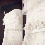 Свадебное платье трансформер. Фото 2.