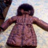 Зимняя курточка на рост 122. Фото 1. Нижний Новгород.