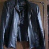 Кожаная куртка m-46. Фото 1.