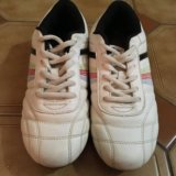 Кроссовки centro обувь женские белые. Фото 1.