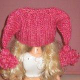 Новая шапка теплая, прикольная. Фото 3.