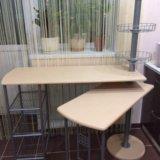 Стол обеденный трансформер. Фото 2.