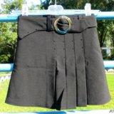 Юбочный 2-х предметный школьный костюм, размер 32. Фото 3. Москва.