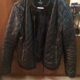 Куртка кож.зам. Фото 3. Санкт-Петербург.