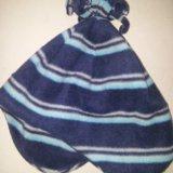 Флисовая шапочка cherokee (6-12мес). Фото 1.