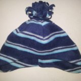 Флисовая шапочка cherokee (6-12мес). Фото 2.