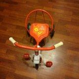 Велосипед трех колесный. Фото 2.