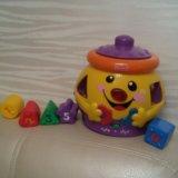 Детская развивающая игрушка. Фото 2.