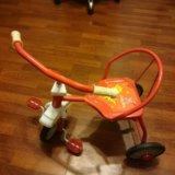 Велосипед трех колесный. Фото 3.