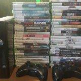 Xbox 360 250gb [lt 3.0]. Фото 3.