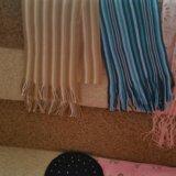 Палантин+шарфы+шапка. Фото 3.