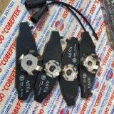 Колодки передние asva481300510  ssangyong muss. Фото 1.