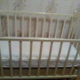 Детская кроватка. Фото 4. Москва.