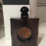 Парфюм ysl blach opium 90 ml оригинал франция. Фото 2. Москва.