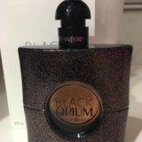 Парфюм ysl blach opium 90 ml оригинал франция. Фото 1. Москва.