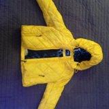 Куртка осенняя gulliver. Фото 1.