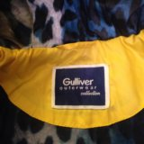 Куртка осенняя gulliver. Фото 3.