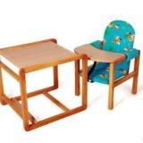 Новый стульчик трансформируемый. Фото 1.