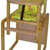 Новый стульчик трансформируемый. Фото 4.