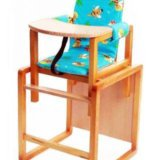 Новый стульчик трансформируемый. Фото 3.