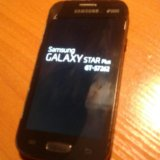 Телефон samsung galaxy star plus. Фото 1.