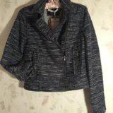 Куртка bershka в стиле шанель. Фото 2.