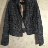 Куртка bershka в стиле шанель. Фото 1.